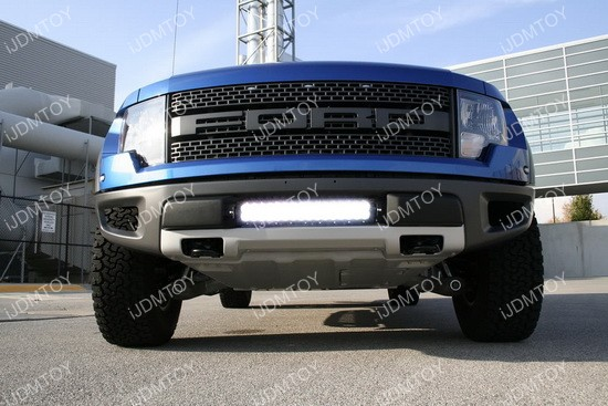 96w high power led light bar for 2009 2014 ford f 150 f150. Black Bedroom Furniture Sets. Home Design Ideas