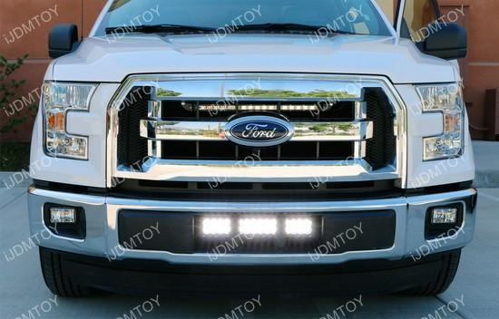 Clearance 96w high power led light bar for 2015 up ford f 150 f150 ford f150 led light bar combo mozeypictures Gallery