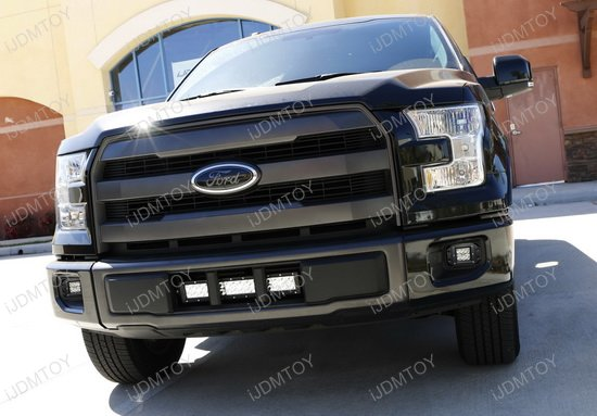 96w high power led light bar for 2015 up ford f 150 f150 ford f150 led light bar combo mozeypictures Gallery