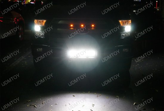 Ford F150 LED Light Bar Combo