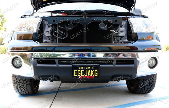 Toyota Tundra 72W CREE LED Light Bar