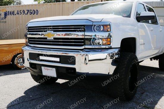 Chevy Silverado 2500 3500 LED Light Bar