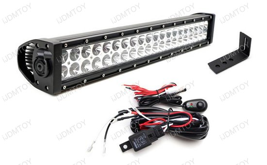 Nissan Frontier LED Light Bar