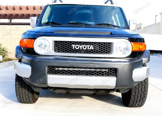 Toyota FJ Cruiser LED Light Bar