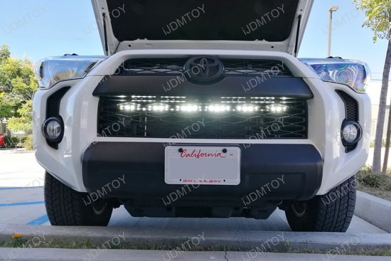 Toyota 4Runner LED Light Bar Kit