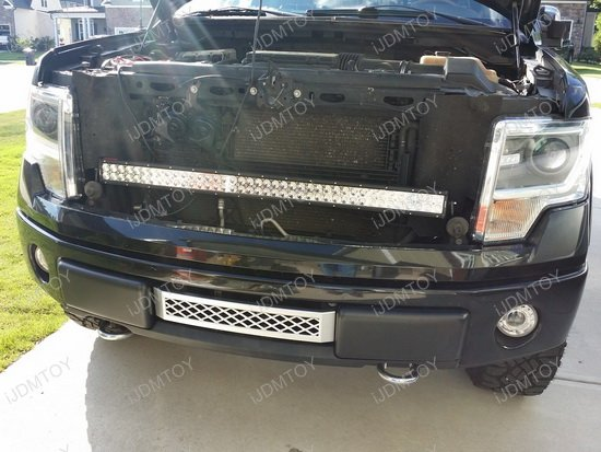 Clearance 240w high power led light bar for 2009 2014 ford f 150 f150 ford f150 raptor 40 led light bar aloadofball Choice Image