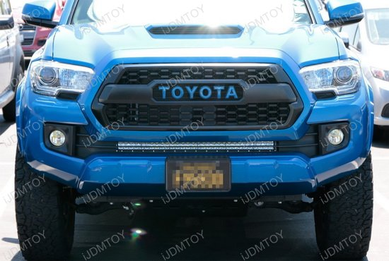 Toyota Tacoma Double-Row LED Light Bar