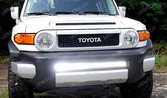Toyota FJ Cruiser LED Light Bar