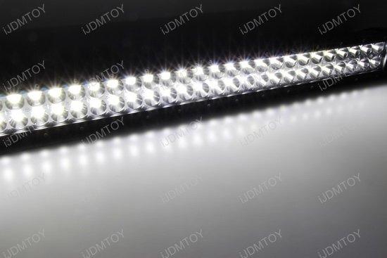 Toyota Tacoma Double-Row LED Light Bar