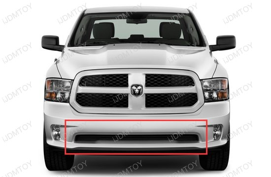 2009 Up Dodge Ram 1500 Express Cree 240w Curved Led Light Bar