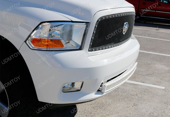 Dodge Ram Curve LED Light Bar