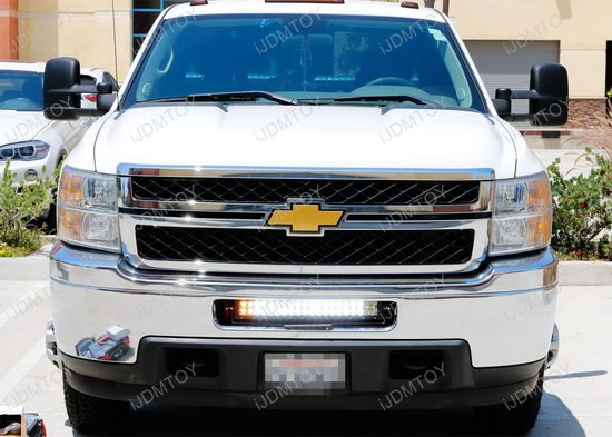 Chevy Silverado 2500HD LED Light Bar
