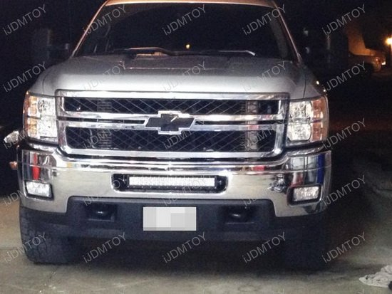 Delicieux Chevy Silverado 2500HD LED Light Bar