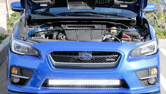 180w high power led light bar for 2015 up subaru wrxsti subaru wrx sti led light bar aloadofball Gallery