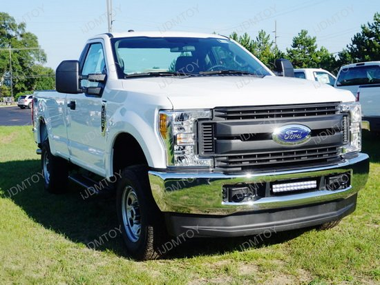 Ford F250 LED Light Bar