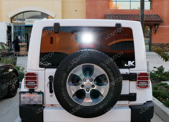 Jeep Wrangler Led Backup Reverse Light on Jeep Wrangler Fog Light Relay