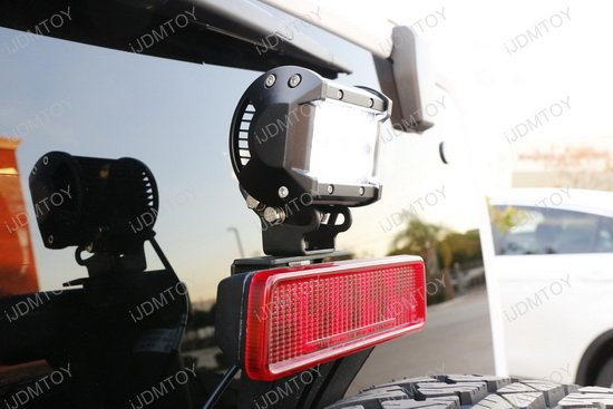 Jeep Wrangler LED Backup Reverse Light