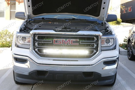 Chevy Silverado LED Light Bar