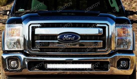 Ford F250 25-In-LED Light Bar