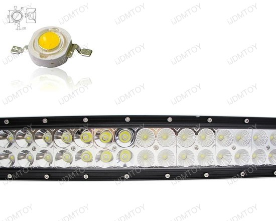 Ford F250 40 Inch LED Light Bar