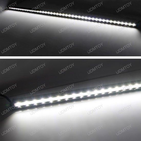 Toyota Tundra Hood Scoop LED Light Bar