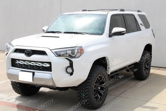 180w high power cree led light bar for 2014 2018 toyota 4runner toyota 4runner behind grille led light bar mozeypictures Image collections