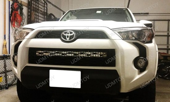 Toyota 4Runner Behind Grille LED Light Bar