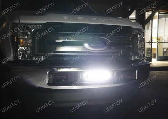 60W Ford F250 Center Light Bar
