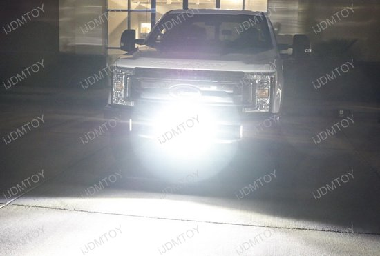 50w Cree Led Lightbar W License Plate Mounting Bracket