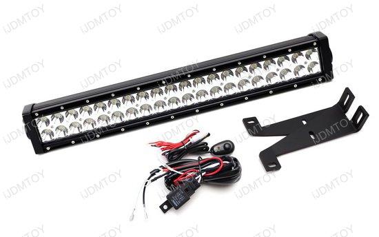 Ford F250 20-In LED Light Bar