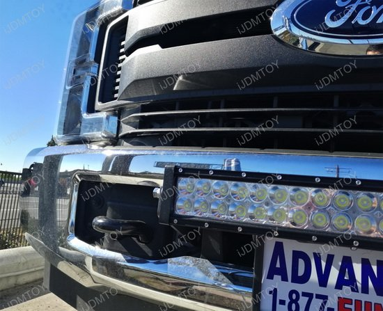 Ford F250 20-In LED Light Bar