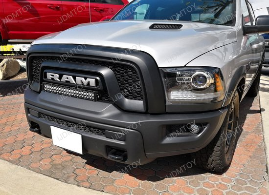 Dodge RAM Rebel LED Light Bar Kit