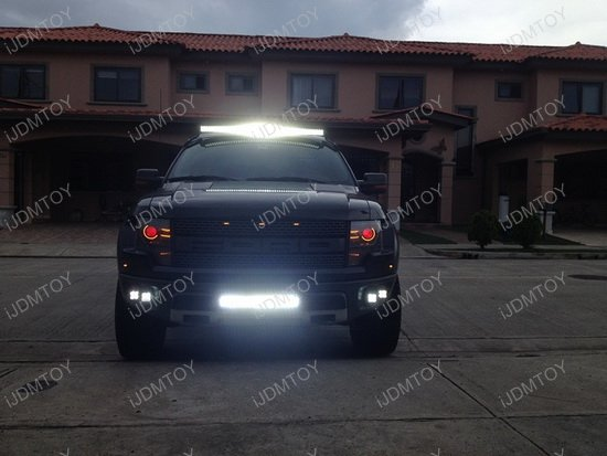 Ford Raptor LED Light Bar Kit
