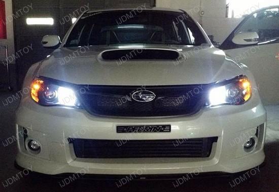 Acura Honda Lexus Subaru Toyota High Beam Cree Led Drl Kit