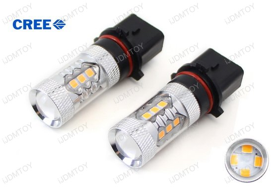 Selective Yellow High Power CREE P13W LED Bulbs