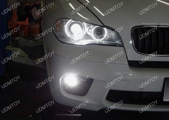 iJDMTOY LED Fog Light Replacement
