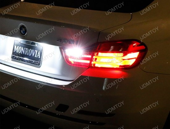 BMW F32 F33 4 Series LED Backup Reverse Light Bulbs