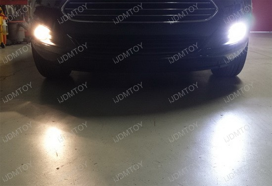 iJDMTOY LED Replacement Fog Light Bulbs
