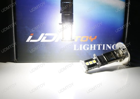 H1 24-SMD Fog Lights High Beam DRL