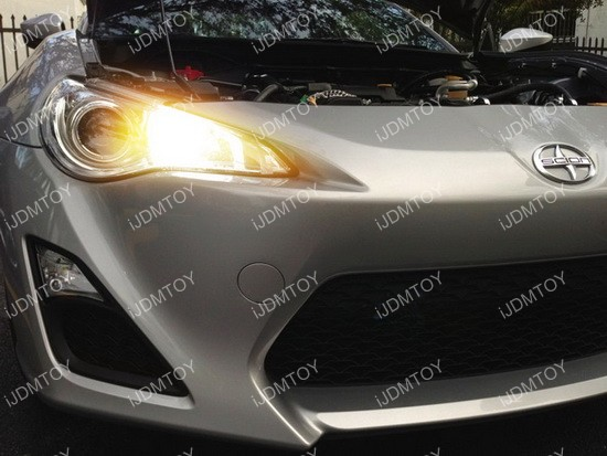 iJDMTOY RGB LED Fog Light Replacement