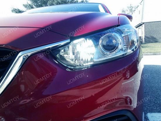 9005 8k Blue Led Daytime Running Lights For Acura Honda
