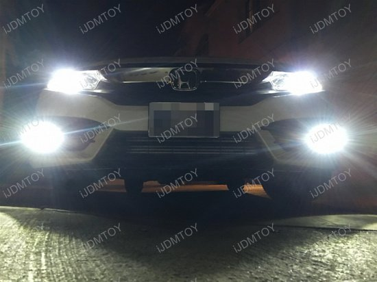 6G Philips Luxeon LED Headlights
