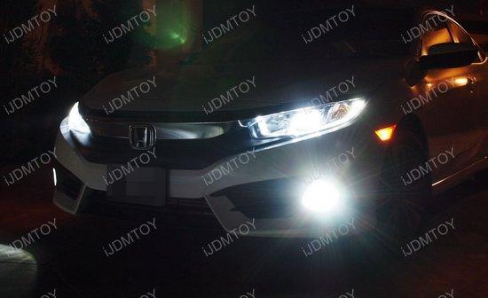 COB LED Headlights Bulbs