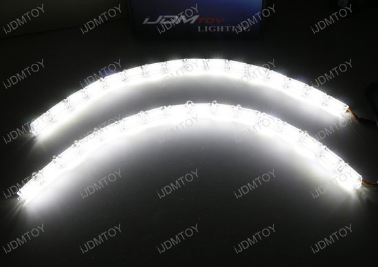 iJDMTOY Sequential Switchback LED Strip