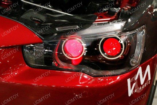 iJDMTOY v2 LED Demon Eye Lights