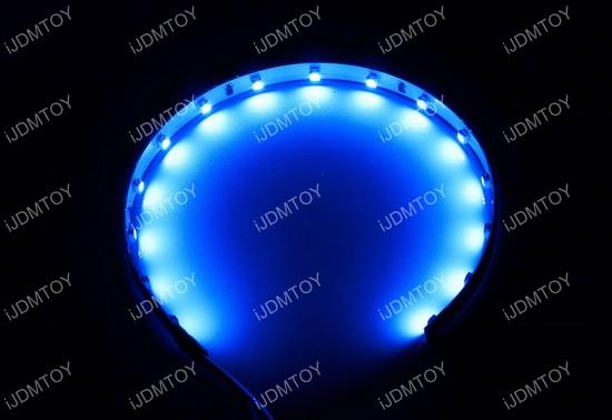 iJDMTOY LED demon eye halo ring