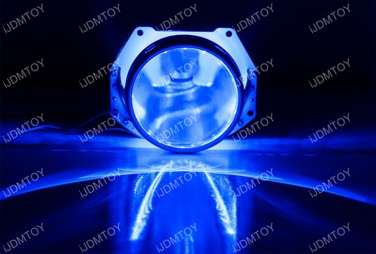 iJDMTOY LED demon eye halo ring