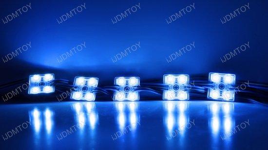 RGB LED Trunk Bed Light