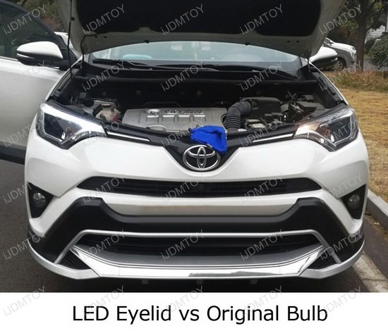 Toyota RAV4 LED Headlight Strip