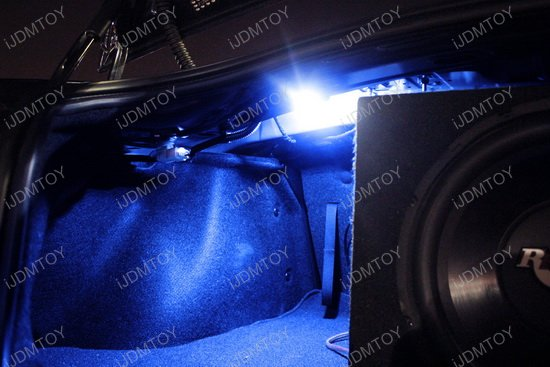 LED Strip For Car Trunk Illumination